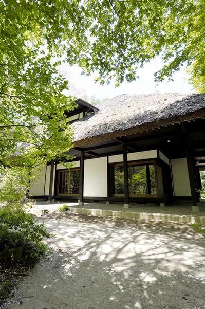 川内村 かわうち草野心平記念館