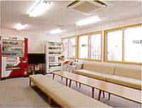 ビジネスホテルかわうち 共有スペース